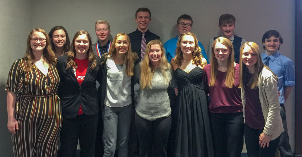 BPA Earns Multiple Awards at Minnesota State Conference!