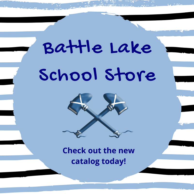 Battle Lake & OTC Online Store - Open Now!