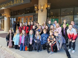 6th Grade Class travels to the Ordway