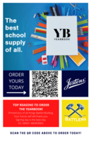 Last chance....order your yearbook today!
