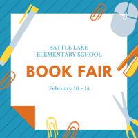Battle Lake Elementary School Book Fair