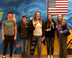 Battle Lake Milk Quality Team Advances to State
