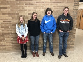 FFA Soils Evaluation Team Qualifies for State