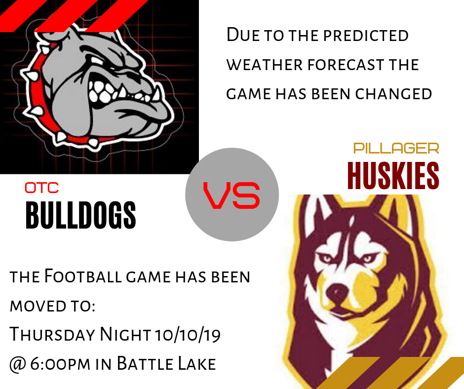 football game update