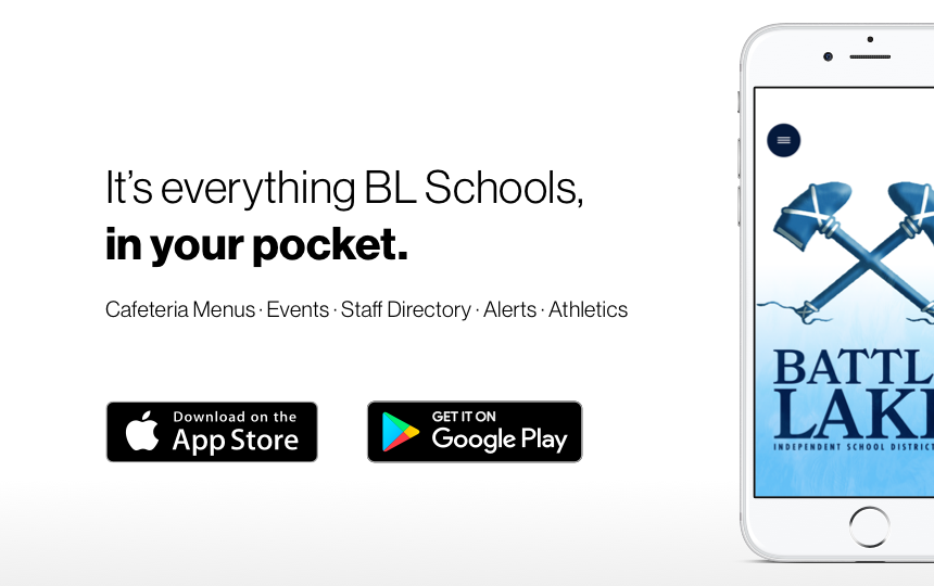Everything BL Schools...in your pocket!