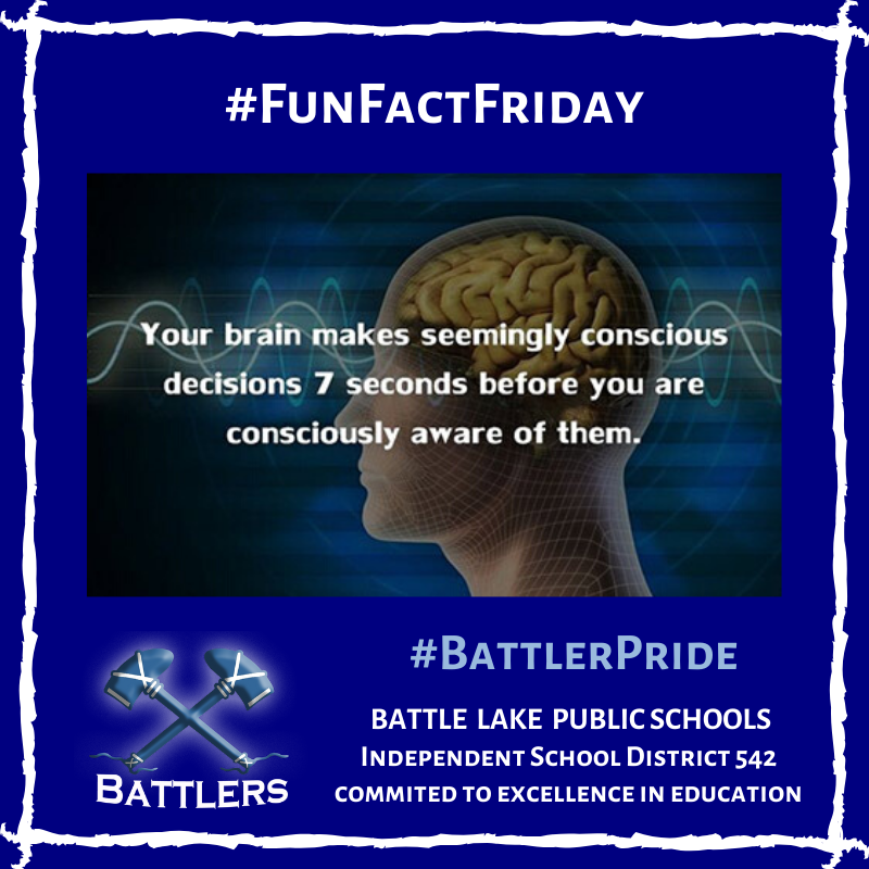 Fun Fact Friday - Brain
