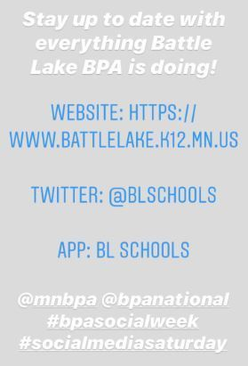 BPA Social Media Saturday