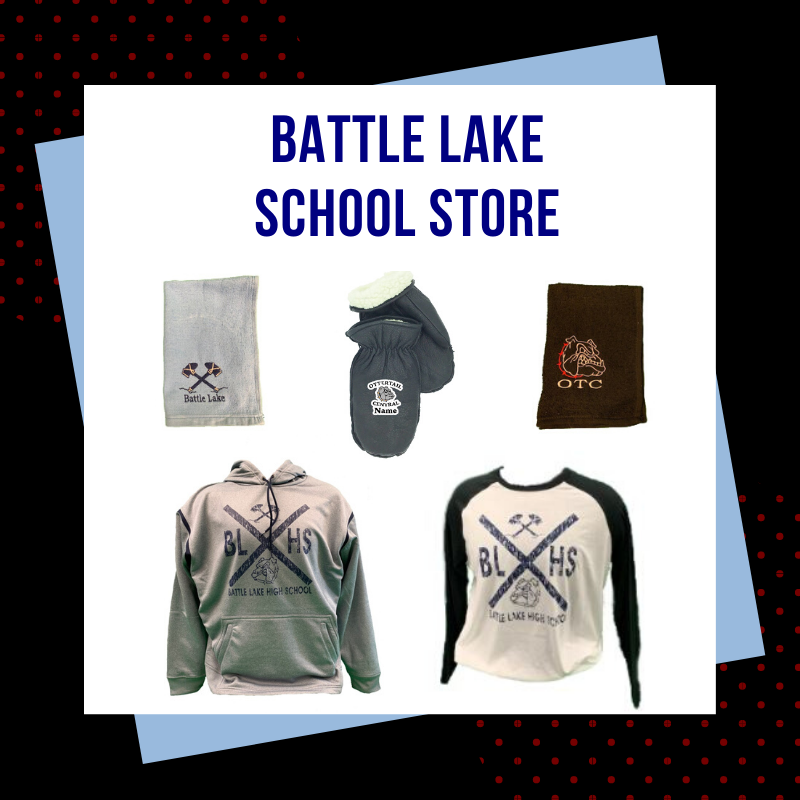 Battle Lake School Store Kickoff 11/26/19