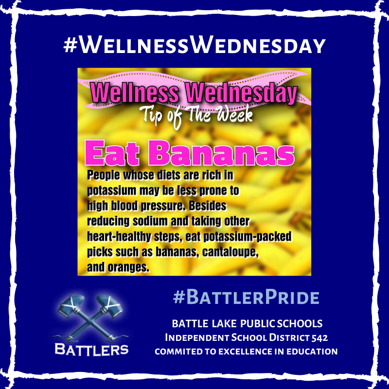 Wellness Wednesday 12/4/19