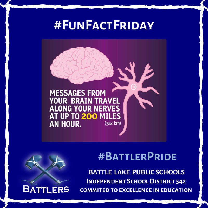 Fun Fact Friday 12/13/19