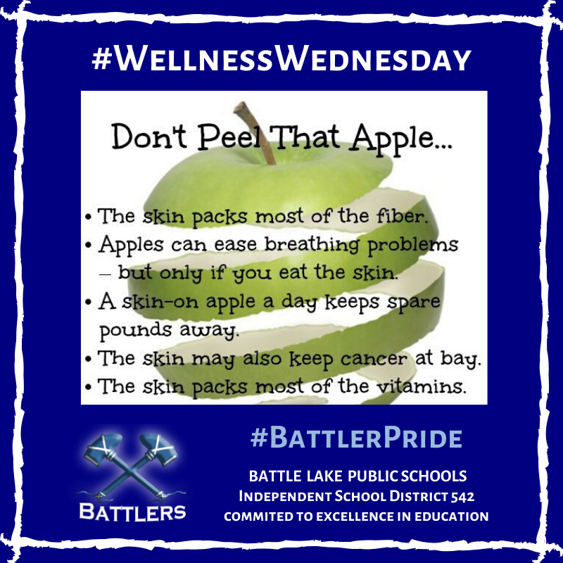 Wellness Wednesday 12/18/19