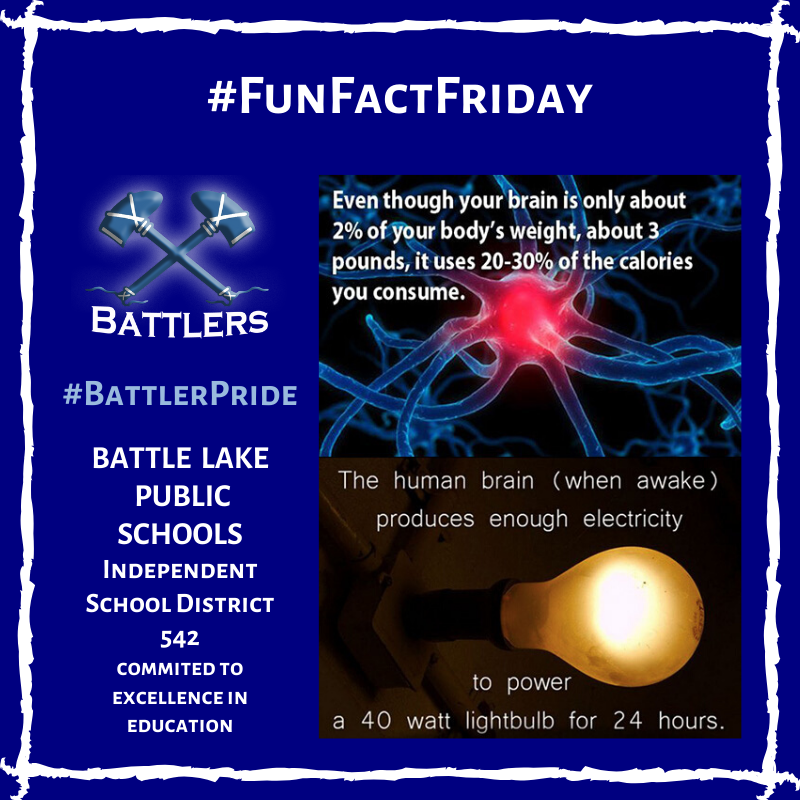 Fun Fact Friday 12/20/19