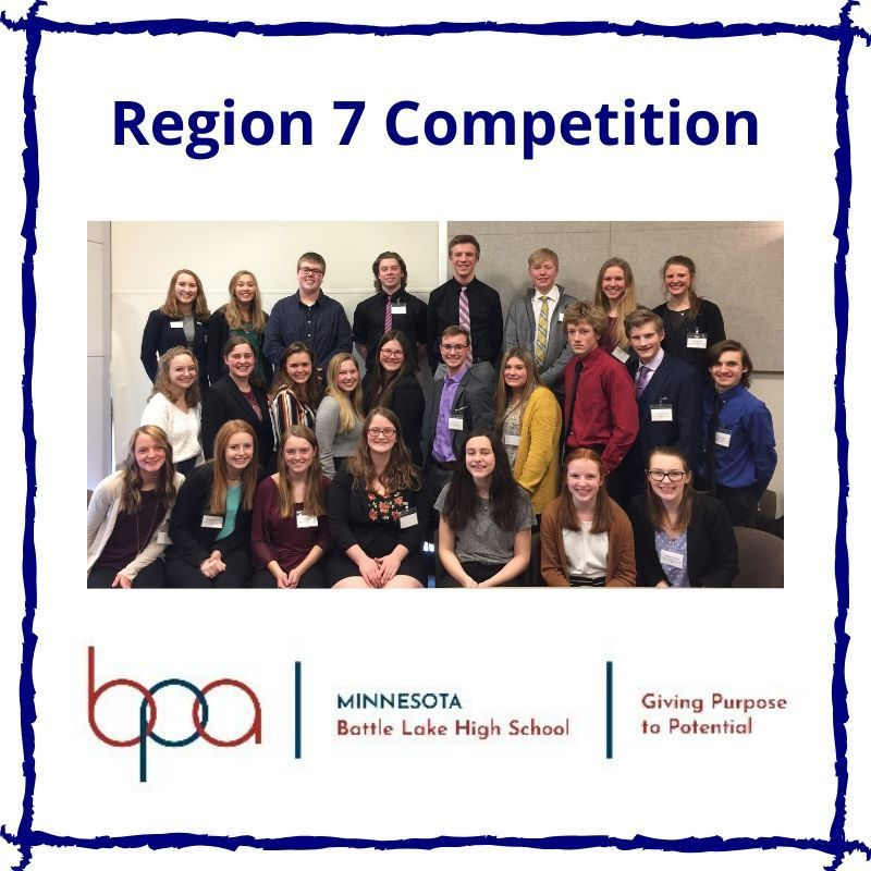 BPA Region 7 Competition - 2020
