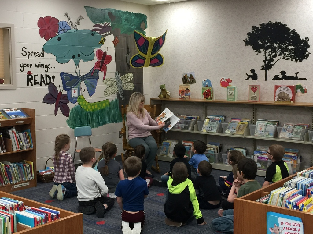 Story Time for Kindergarten 2/5/20