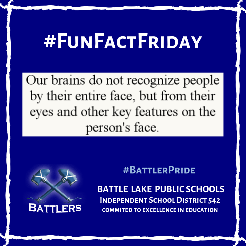 Fun Fact Friday 2/7/20