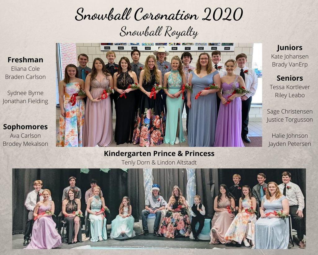 Snowball Royalty 2020