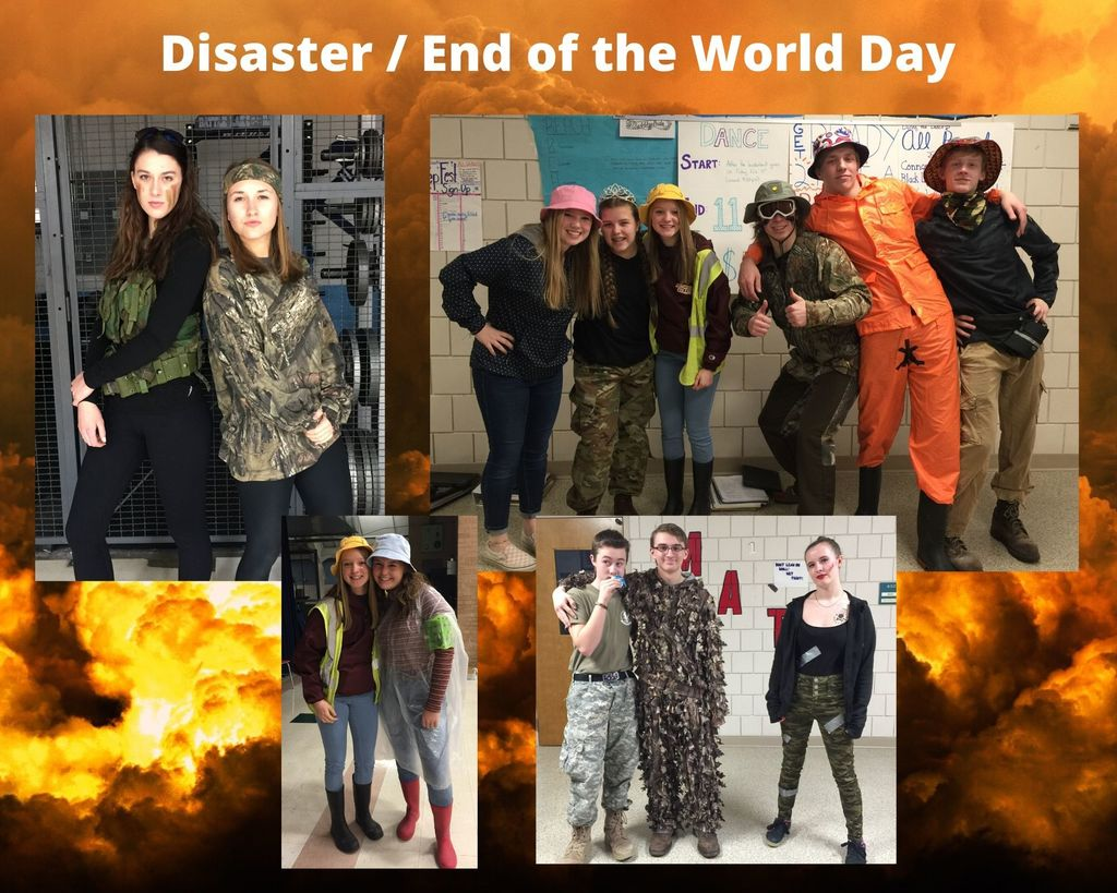 Snowball Disaster Day - 2020