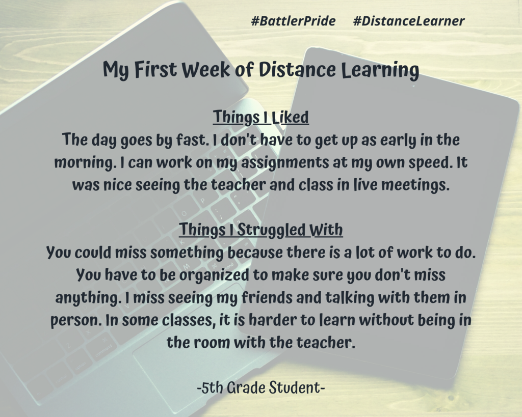 Distance Learner 4/3/20